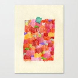 delicious colour Canvas Print