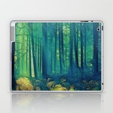 Eyes On The Forest, Not On The Trees. Laptop & iPad Skin