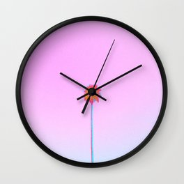 Tropical Springs (Cotton Candy) Wall Clock