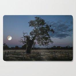 The Moody Tree. Cutting Board