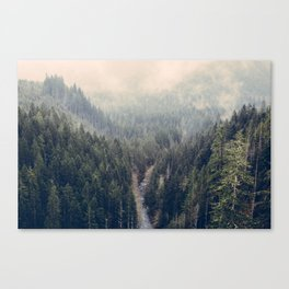 The Northwest Canvas Print