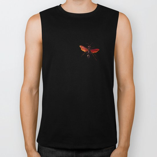Insect Biker Tank