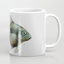 My Mother is a Fish Coffee Mug