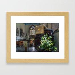 St Peter's Church Framed Art Print
