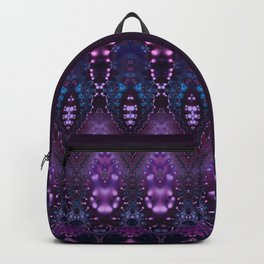 Arabian Princess Bohemian Fractal Backpack