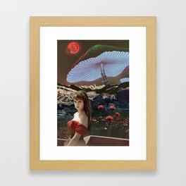 Brigitte Framed Art Print