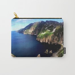 Deep Blue Sea & Mountains Carry-All Pouch