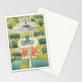 Vigeland Park Stationery Cards