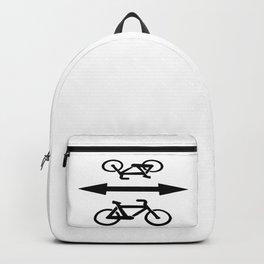 Bike lane Backpack