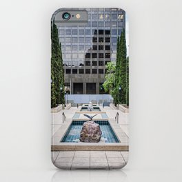 Concrete of Maguire iPhone Case