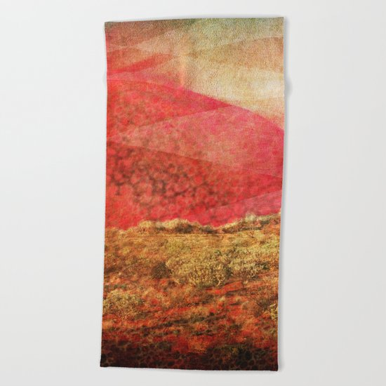 Blow Wind Blow Beach Towel