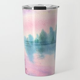 Enchanted Lake Travel Mug