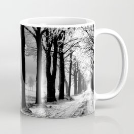 Snowy Day in the Country Coffee Mug