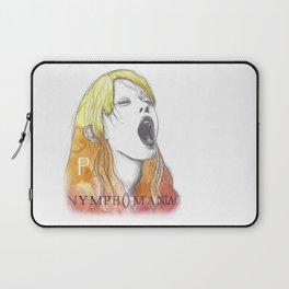 Nymphomaniac P Laptop Sleeve