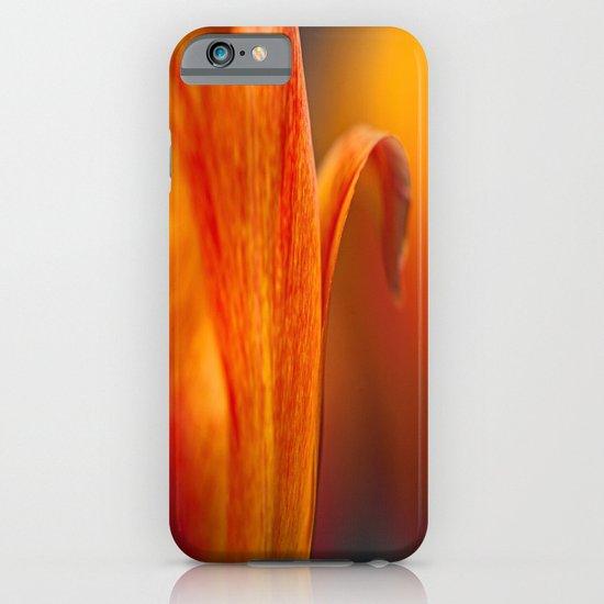 Tulip Bends iPhone & iPod Case