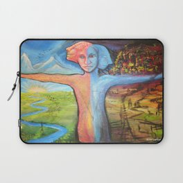 Truth & Consequences  Laptop Sleeve