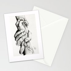 The Saving Hands Stationery Cards