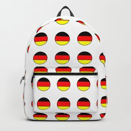 Flag of Germany 4 Backpack