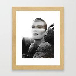 le cool Framed Art Print