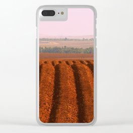 Farm Ville Clear iPhone Case
