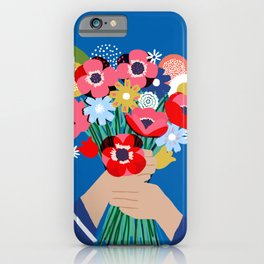 Darling Posy iPhone Case