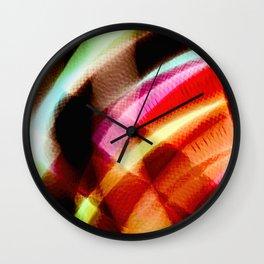 Abstract 4218 Wall Clock
