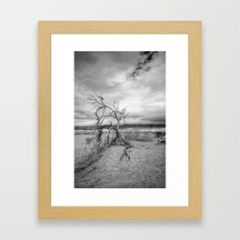 Death Valley I Framed Art Print