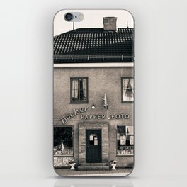 The Old Town Shop iPhone Skin