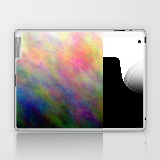 What Are You Laughin' At? Laptop & iPad Skin