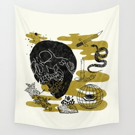 Planet Oblivion Wall Tapestry