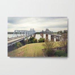 Vicksburg Mississippi Metal Print