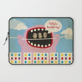 Beautiful day Laptop Sleeve