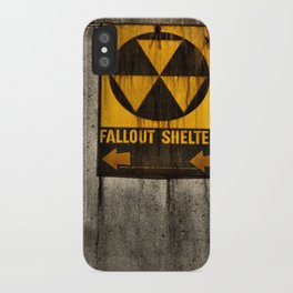 Fallout Shelter iPhone Case