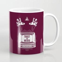 Trust The Media Coffee Mug