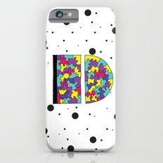 Letter D iPhone 6s Slim Case