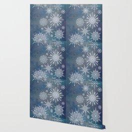 Snowflake Bouquet Wallpaper
