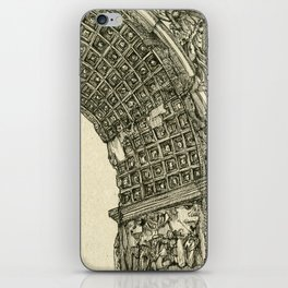 Marches & Arches iPhone Skin