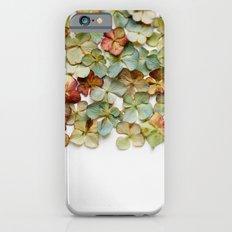 Hydrangea Petals no. 2 iPhone 6s Slim Case