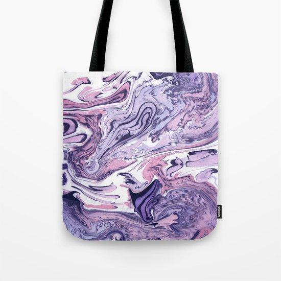 Suminagashi 10 Tote Bag