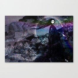Dark Skies Canvas Print