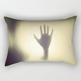Silhouette Rectangular Pillow