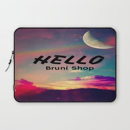 Hello - BS Laptop Sleeve