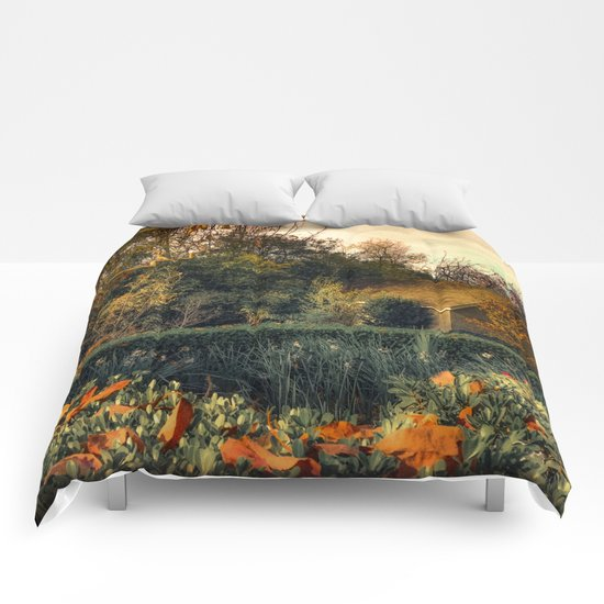 Enchanting Autumn Comforters