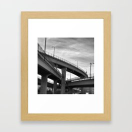 Ramps Two Framed Art Print