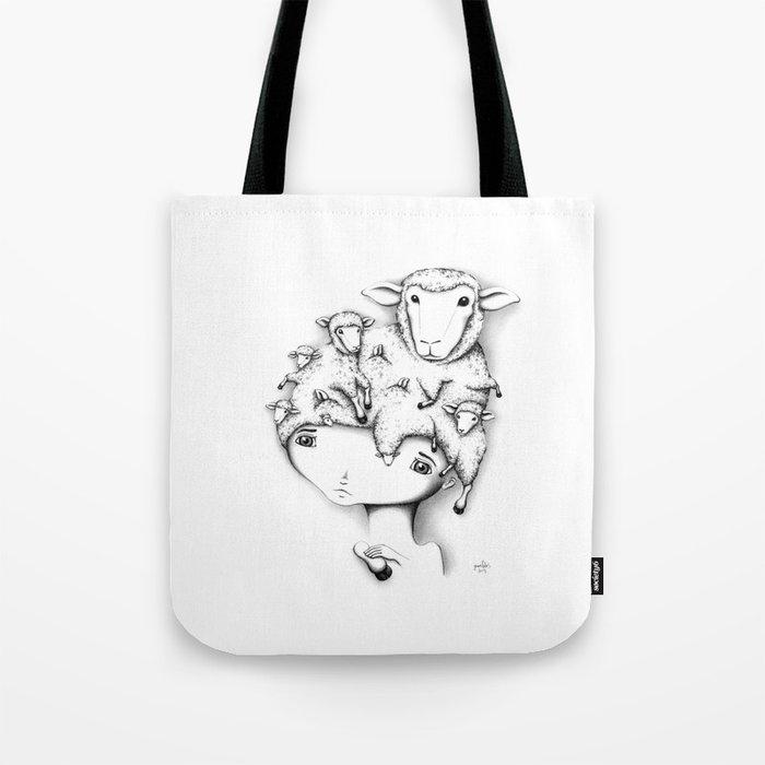 Merino Mutation Tote Bag