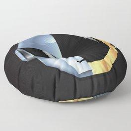 Daft Punk - Human After All Floor Pillow