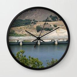 Bradbruy Dam Wall Clock