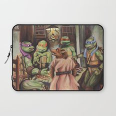 The Pizza Eaters Laptop Sleeve