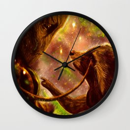Guardians of the Galaxy - We are Groot. Wall Clock
