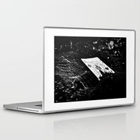ace Laptop & iPad Skins featuring Ace by iwaniak
